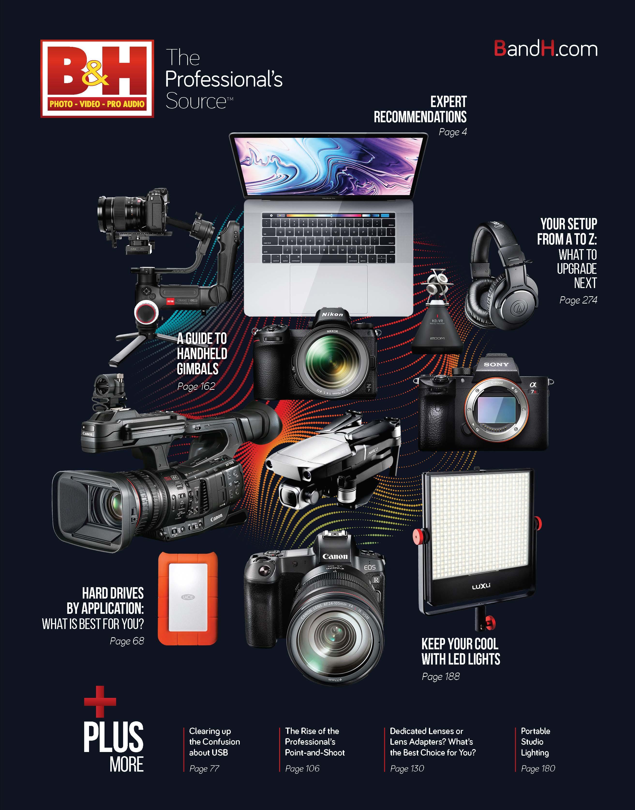 Bh Photo Video Sourcebooks Catalogs