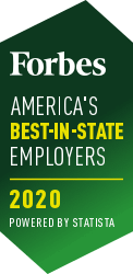 Forbes 2018 - America's best mid-size employers