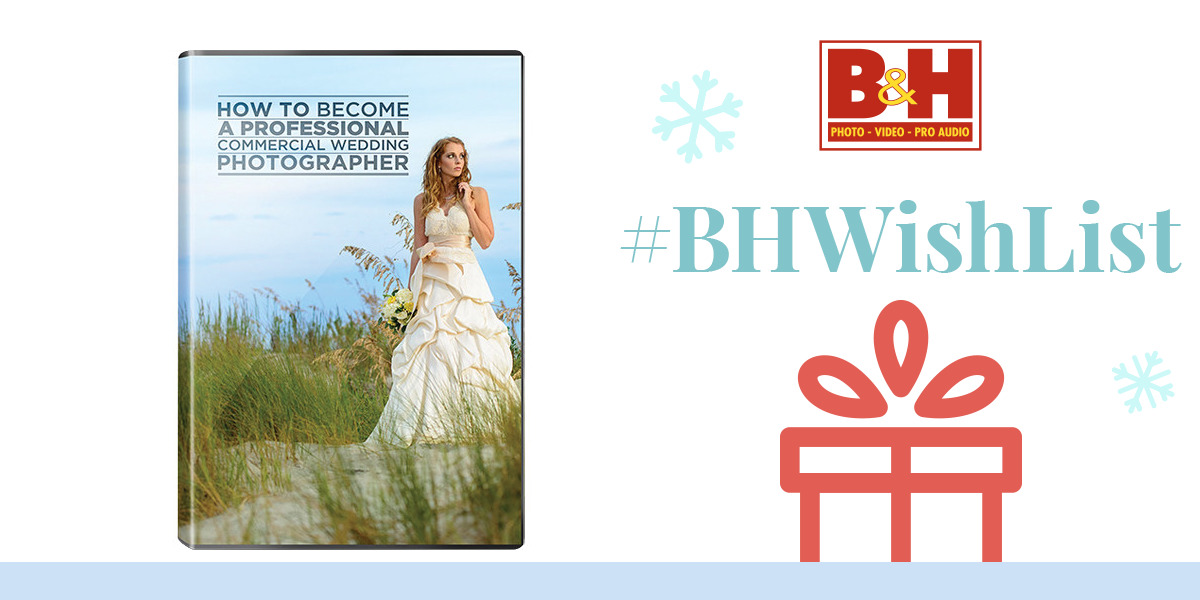 Professional Commercial Wedding Photographer Dvd Fstoppers Digital How To Become A Wedding1 B H Photo
