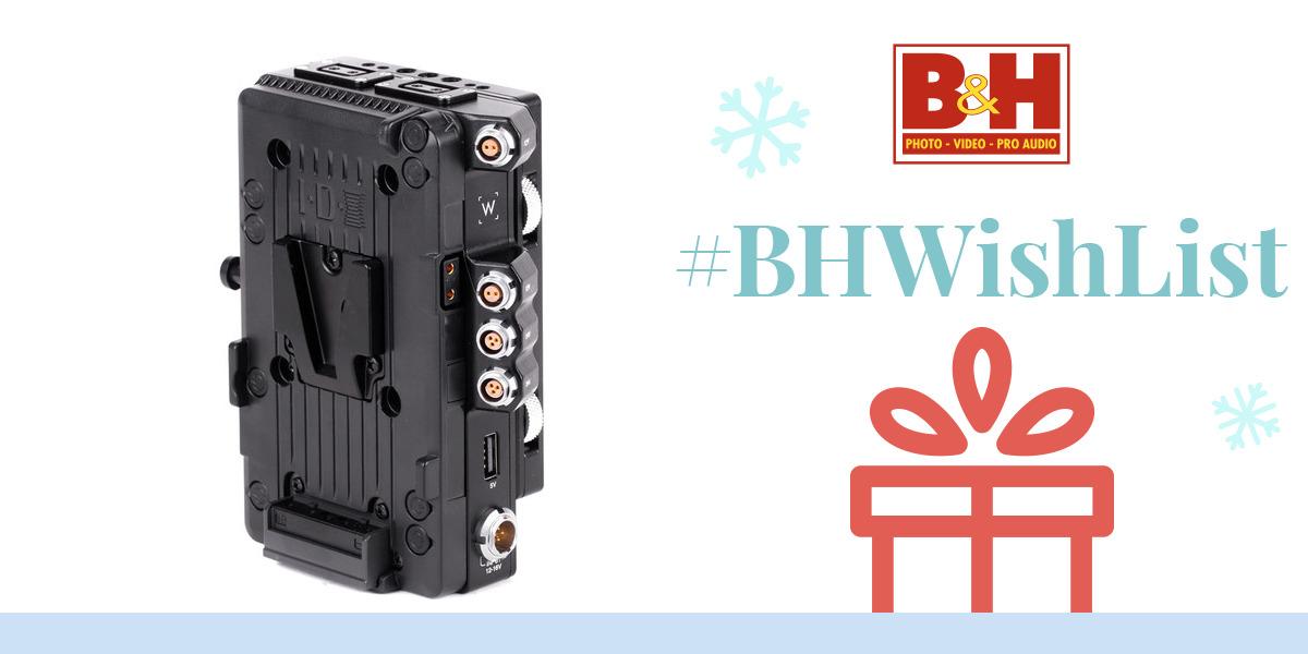 1281013 wooden camera d box for red dsmc2 cameras (v lock) 233900 b&h Handmade Wooden Camera at gsmportal.co