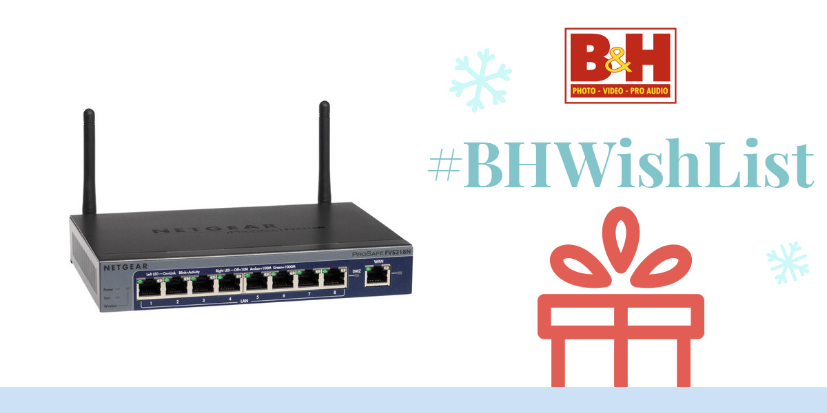 Netgear prosafe firewall fvs318n