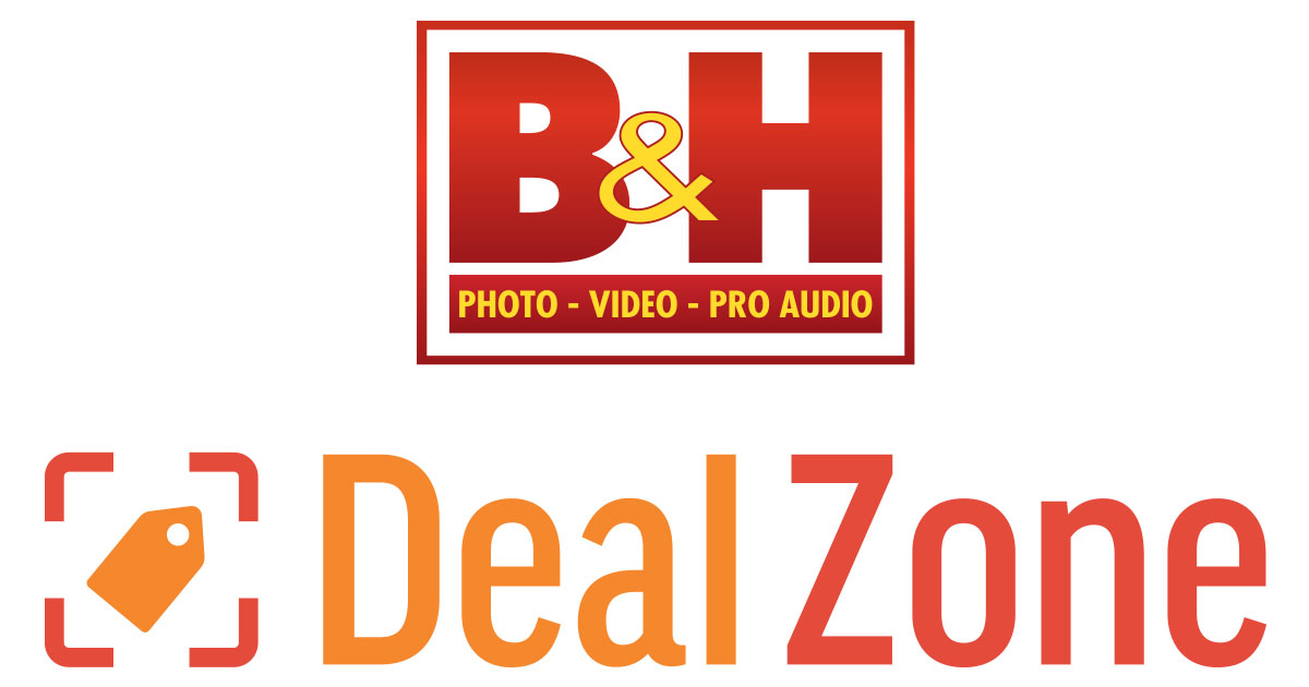 deal zone deal of the day at b h. Black Bedroom Furniture Sets. Home Design Ideas