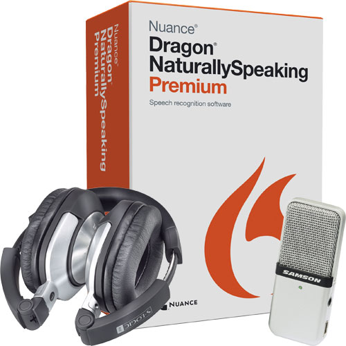Dragon Naturally Speaking 13 Software
