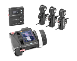 3-Axis Wireless Lens Control System