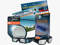 EclipSmart Solar Viewing Glasses & Kits