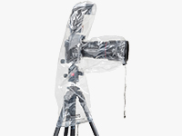 "Rain Cover for DSLR with 8"" Lens (Pack of 2)"