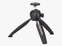 FlexPodDX Tabletop Tripods with GoPro & Smartphone Adapters
