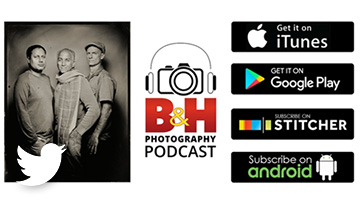 All the #BHPhotoPodcast's in one friendly place!