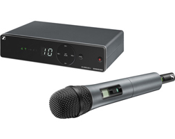 Sennheiser XSW: Wireless Rigs for Vocals, Brass, Guitar, and More