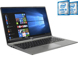 LG Announces Updated gram Notebooks with 7th-Gen Intel® Processors