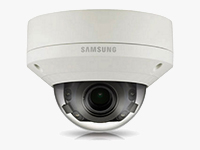 WiseNet Dome Security Cameras with Night Vision