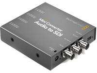 Audio to SDI Mini Converter