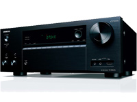 New Home Theater A/V Receivers