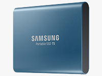 T5 Portable Solid-State Drives