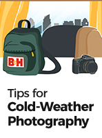Infographic: Essential Tips for Cold-Weather Photography