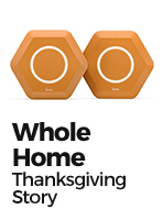 There's No Place Like Whole Home for the Holidays