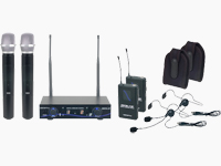 Ultra Digital Wireless Handheld/Headset/Instrument Systems