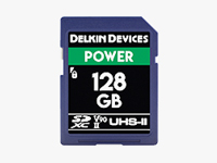 Power UHS-II Memory Cards