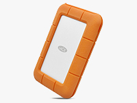 2TB USB Type-C Rugged Secure Portable Hard Drive