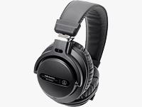 Professional Over-Ear DJ Monitor Headphones