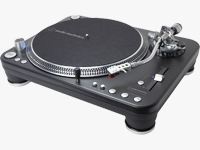AT-LP1240-USB XP Professional DJ Direct-Drive Turntable