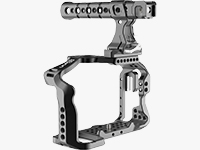 Cage & Top Handle for Sony a7R III