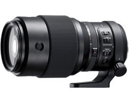Fujifilm Introduces 250mm f/4 Lens, 1.4x Teleconverter, and Extension Tubes for the GFX System