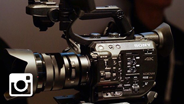 """bhphotoIntroducing the @sonyprousa FS5 ii, which features """"new color science, refined picture tonality, various HFR modes,"""