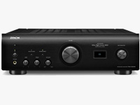 Integrated Amp for High Res Audio & Super Audio CD Player & Amplifier