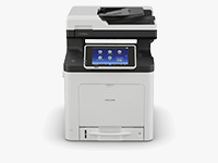 SP C360SFNw All-in-One LED Color Printer