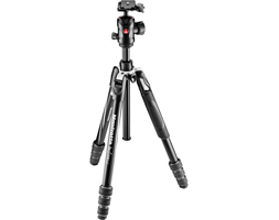 Liberation from Vibration with the Expanded Manfrotto BeFree Tripod Family