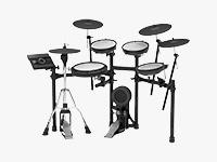 TD-17KVX-S V-Drums Electronic Drum Kit