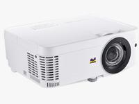 PS501X 3500-Lumen XGA Short-Throw DLP Projector