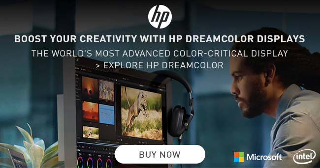 HP Dreamcolor