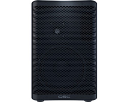 QSC Announces 8- and 12-Inch Compact Powered Series Loudspeakers