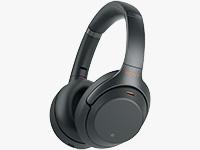 Wireless Noise-Canceling Over-Ear Headphones