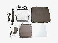 Nova-X Bi-Color DMX Panel Kit with Battery Plate