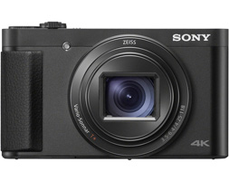 Sony Announces Ultra-Compact HX99 with 24-720mm Zoom Lens