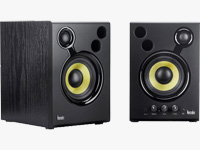 DJMonitor Active Multimedia Speakers (Pair)