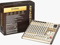 AM Gold Edition Compact Mixer
