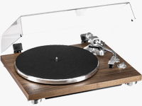 Belt-Drive Turntable with Phono Amplifier & USB