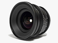 MicroPrime Cine 18mm T2.8 Lens for Sony E