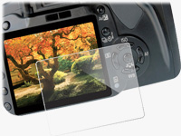 LCD Screen Protectors for Canon & Nikon Mirrorless Full-Frame Cameras