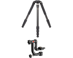 Robus Vantage Tripods Offer a Robust Advantage