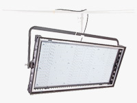 Image L80 DMX LED Panel with Yoke Mount