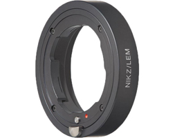 Mount Almost Any Lens You Want on Nikon Z-Mount Cameras, with Novoflex Adapters
