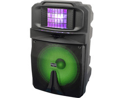 Light Up the Party with These VocoPro DJ/Karaoke Party Speakers!