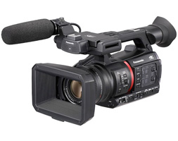 Create and Connect with the Panasonic AG-CX350 4K Pro Camcorder
