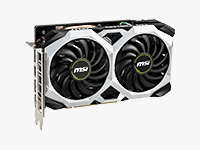 GTX 1660 Ti Graphics Cards from MSI