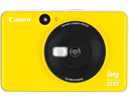 Shoot and Print Photos Anywhere with the Canon IVY CLIQ and CLIQ+
